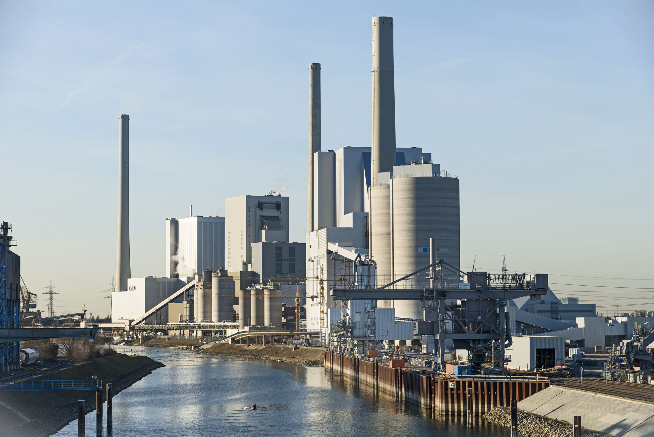 Thermal Power Ibau Hamburg