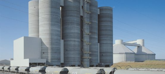 8 ibau silos with dispatch facilities
