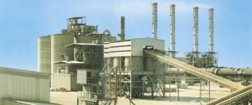 Six ibau blending silos in saudi arabia